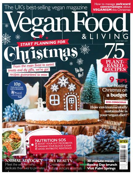 Vegan Food & Living October 16, 2019 00:00