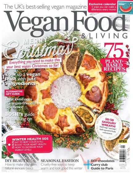 Vegan Food & Living November 19, 2019 00:00