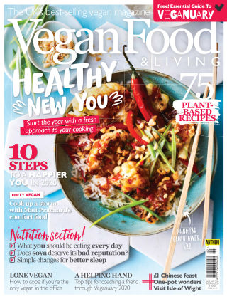 Vegan Food & Living January 20