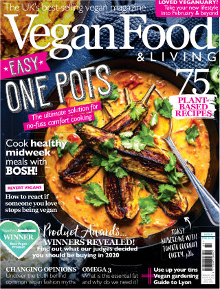 Vegan Food & Living February 2020