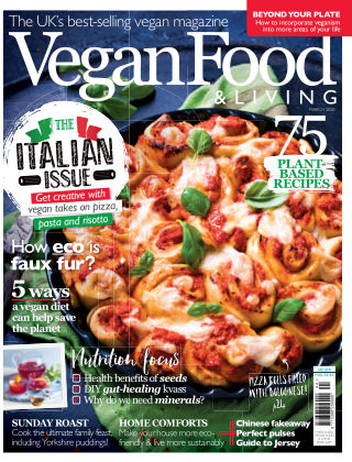 Vegan Food & Living March 2020