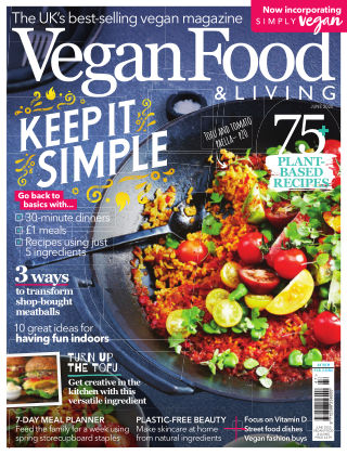 Vegan Food & Living June 2020