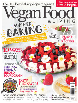 Vegan Food & Living July 2020