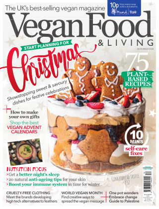Vegan Food & Living November 2020