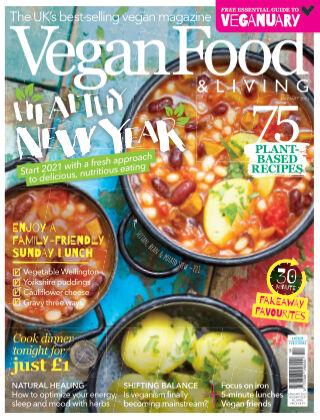 Vegan Food & Living January 2021