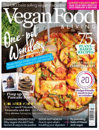 Vegan Food & Living February 2021