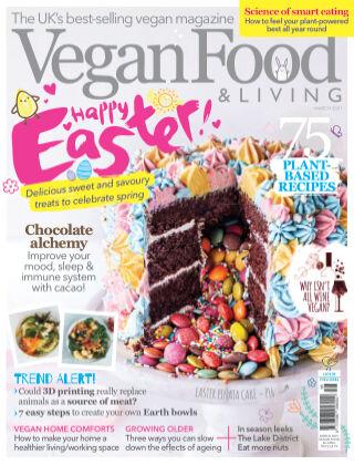 Vegan Food & Living March 2021