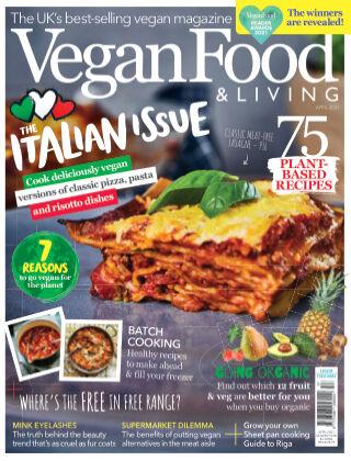 Vegan Food & Living April 2021