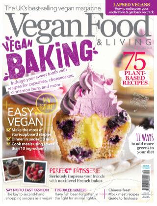 Vegan Food & Living Jun 2021
