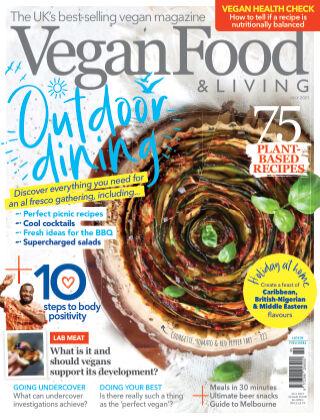 Vegan Food & Living Jul 2021