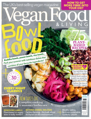 Vegan Food & Living Aug 2021