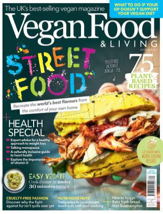 Vegan Food & Living Sept 2021