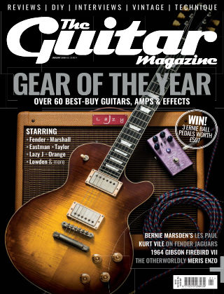 The Guitar Magazine JAN 2019