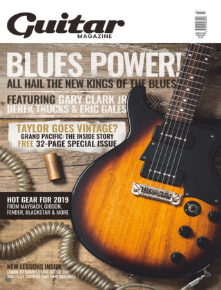 The Guitar Magazine MARCH 2019