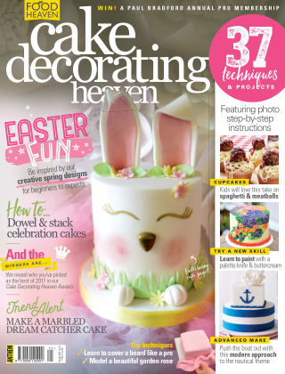 Cake Decorating Heaven MARCH:APRIL