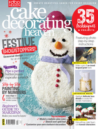 Cake Decorating Heaven Nov - Dec 2018