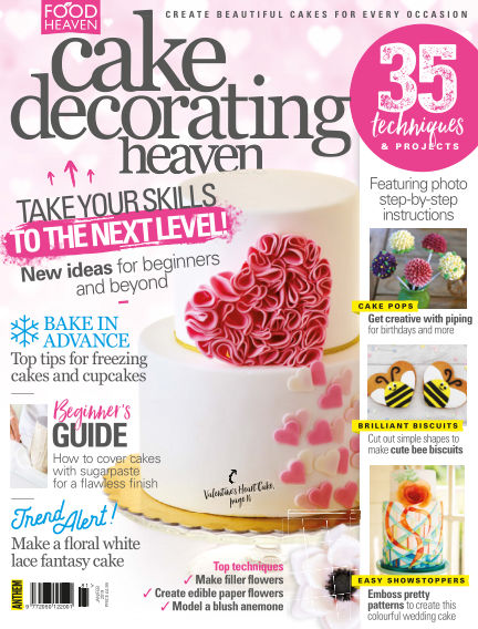 Cake Decorating Heaven December 28, 2018 00:00