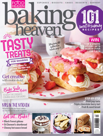 Baking Heaven June 07, 2018 00:00