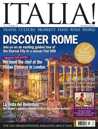 Italia! ISSUE 161