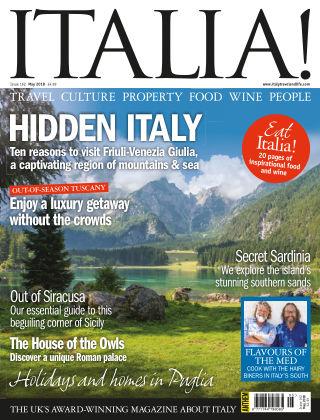 Italia! May
