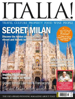 Italia! October