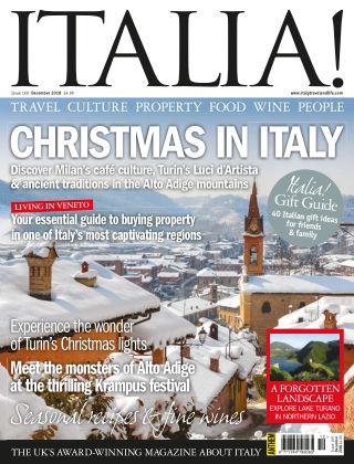 Italia! December