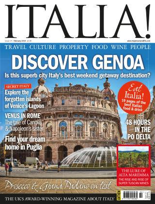Italia! February