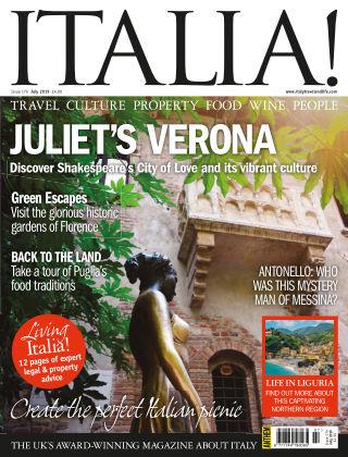 Italia! July