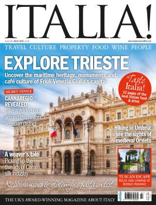Italia! March 2020