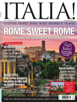 Italia! Feb Mar 2021