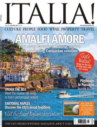 Italia! April May 2021