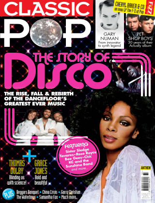Classic Pop ISSUE 33