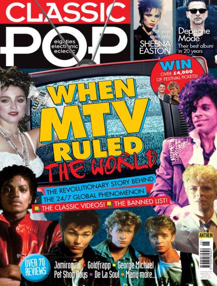 Classic Pop April 01, 2017 00:00