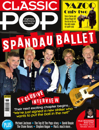Classic Pop ISSUE46