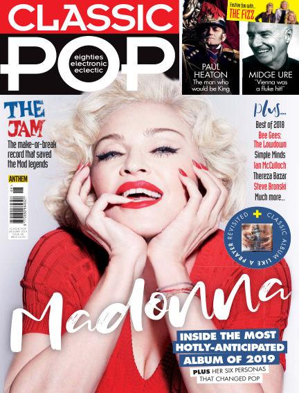 Classic Pop December 28, 2018 00:00