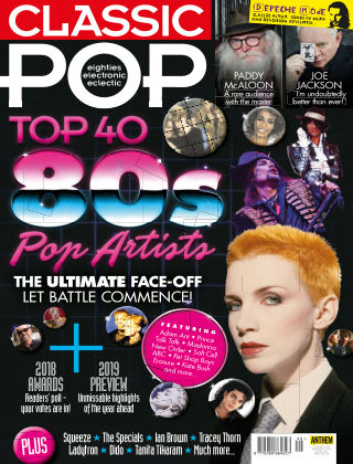 Classic Pop ISSUE49