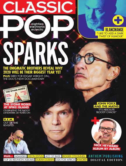 Classic Pop July 09, 2020 00:00