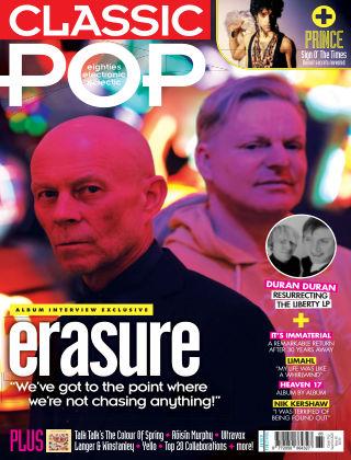 Classic Pop Sept Oct 2020