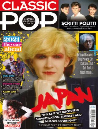 Classic Pop Mar Apr 2021