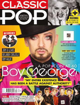 Classic Pop JUL/AUG 2021