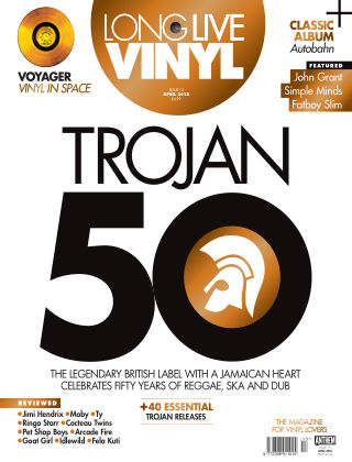 Long Live Vinyl ISSUE 13