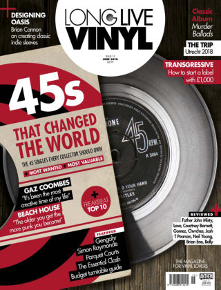 Long Live Vinyl ISSUE 15