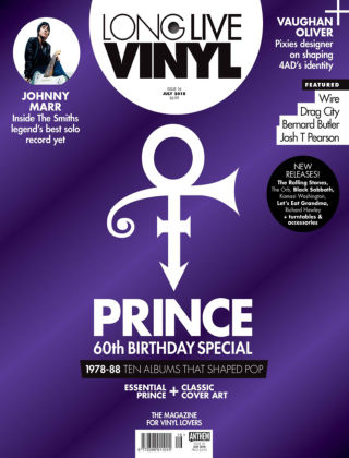 Long Live Vinyl ISSUE16
