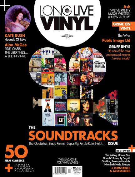 Long Live Vinyl July 05, 2018 00:00