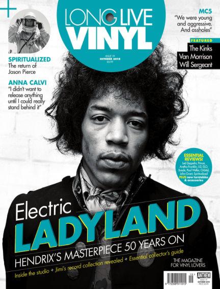 Long Live Vinyl September 06, 2018 00:00