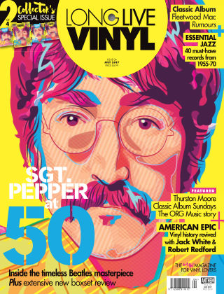 Long Live Vinyl ISSUE 4