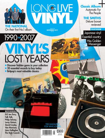 Long Live Vinyl October 01, 2017 00:00