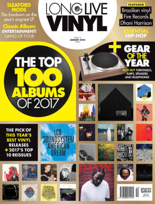 Long Live Vinyl ISSUE 10