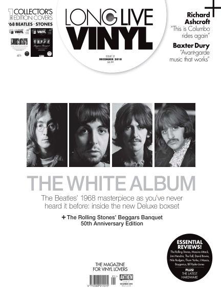Long Live Vinyl November 01, 2018 00:00