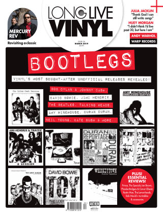 Long Live Vinyl ISSUE24